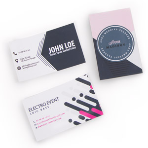Impression Cartes Adhesives Sticky