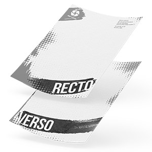 Recto + Verso (NB)