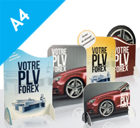 PLV Forex A4