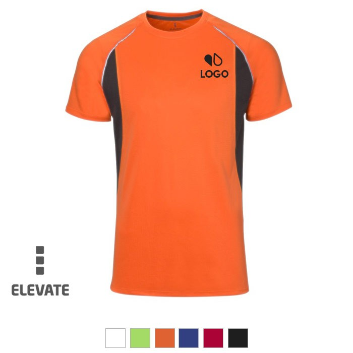 T-shirt sport homme 100% polyester - Quebec Elevate™