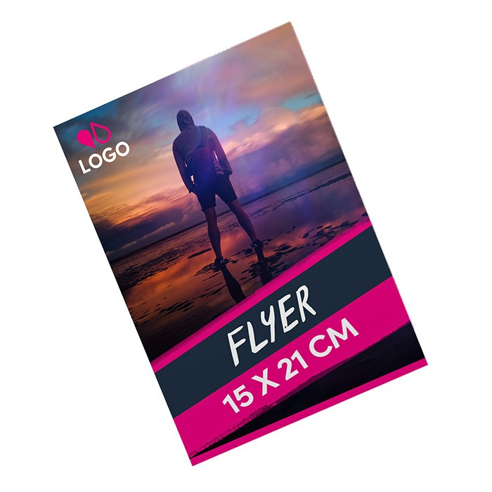 Flyer A5 300g recto 100 ex