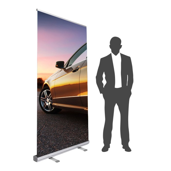 Roll UP Mosquito recto 100 x 200 cm - 1 ex
