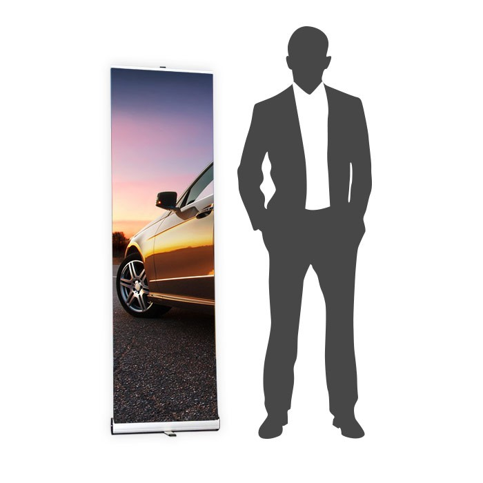 Roll UP Mosquito recto 60 x 160 cm - 1 ex