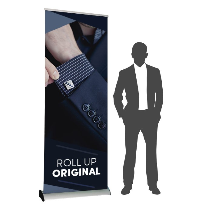Roll Up Original Recto 80 x 214 cm – 7 ex