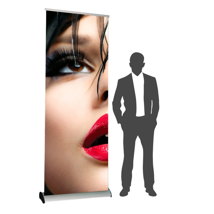 Roll UP Original recto 80 x 214 cm – 8 ex