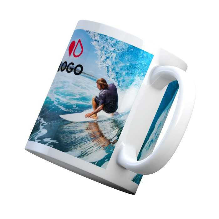 Mug - Impression panoramique 360°