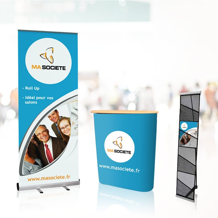 Pack Expo 6m²