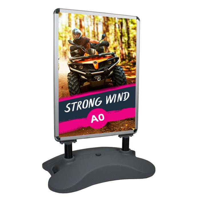 Stop Trottoir Strong Wind A0