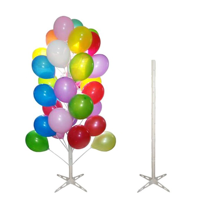 Arbre à ballons disponible en option