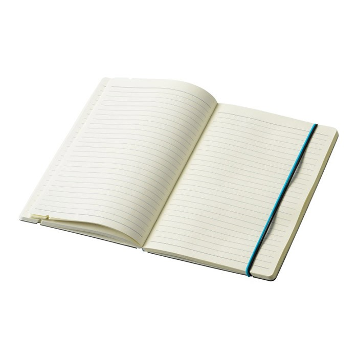 Carnet de notes ouvert