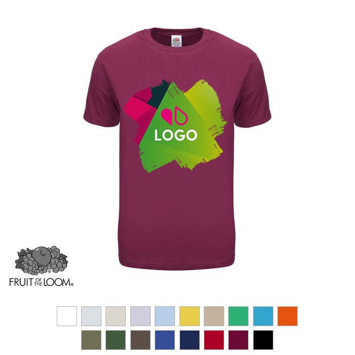 T-shirt en coton - Fruit of the Loom®