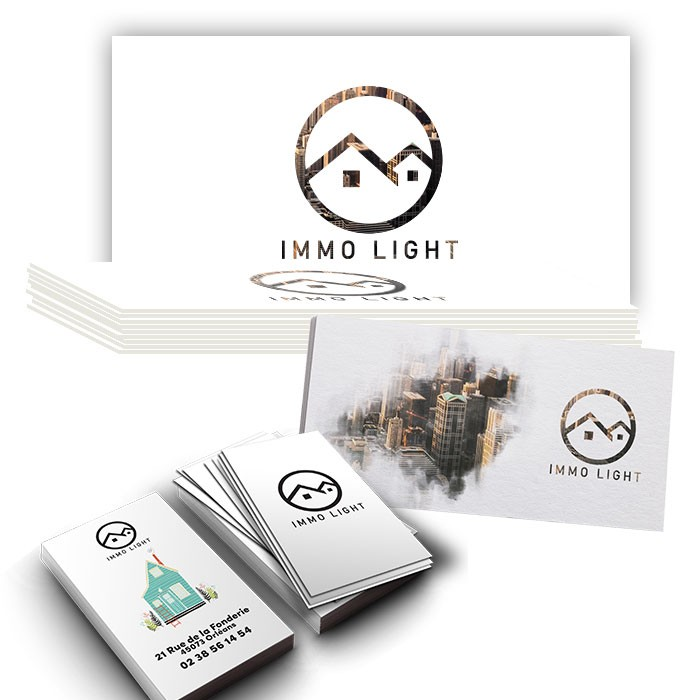 Pack Agence Immobilière Light