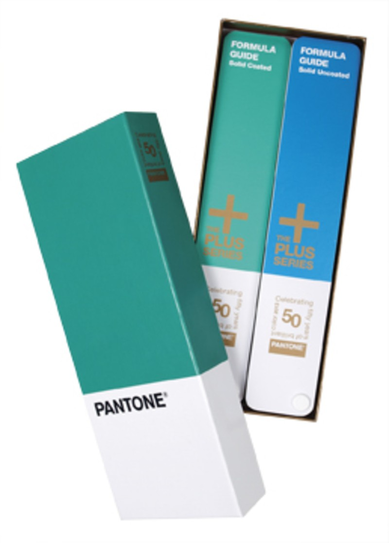 Pack nuancier Pantone FORMULA GUIDE Solid