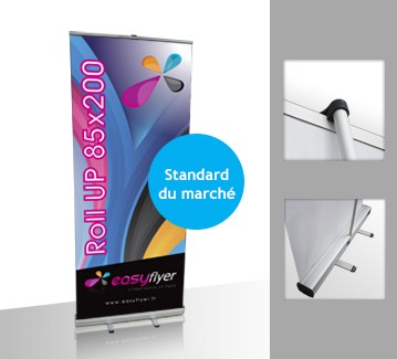 Roll-UP 85 x 200 Mosquito