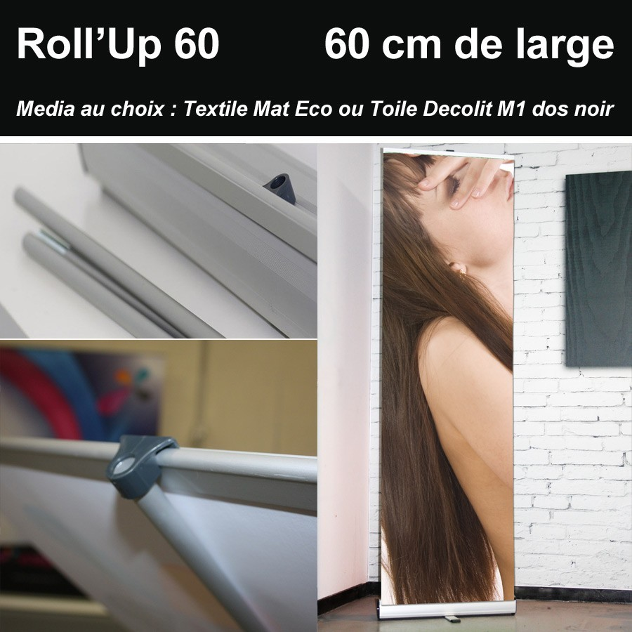 Roll-Up 60 x 200 cm