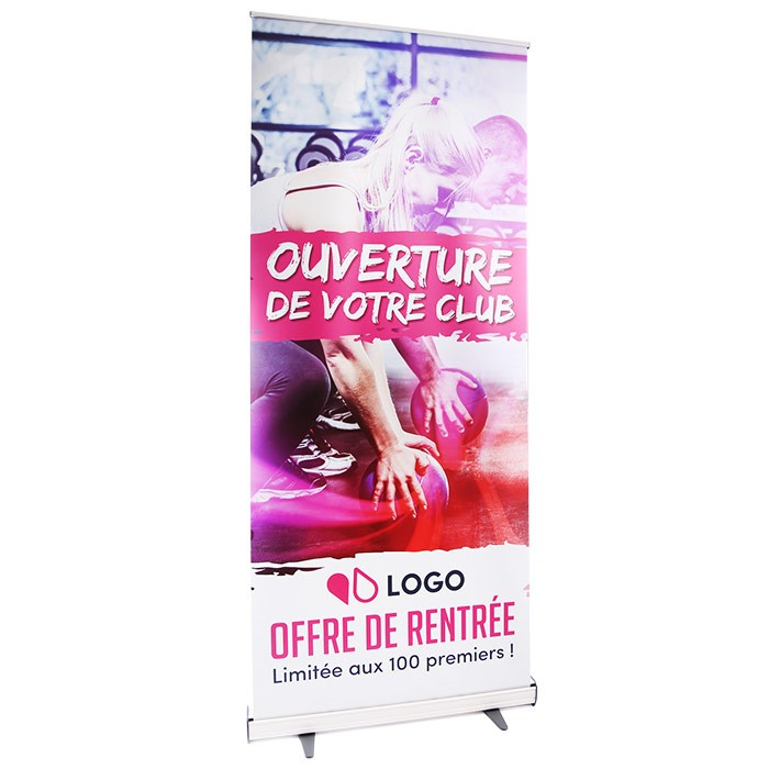 Roll Up Element 85 x 200 cm - 2 ex