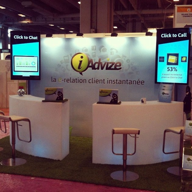 Stand 4 x 3 Droit