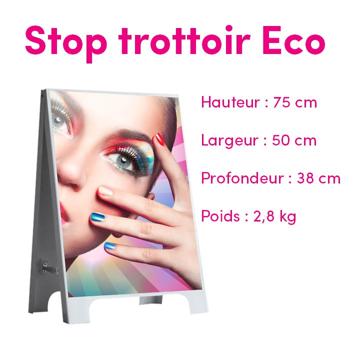 Stop trottoir ECO