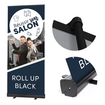 Roll-Up black